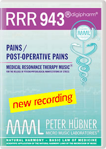 RRR 943 Pains / Postoperative Pains