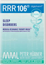 RRR 106 Sleep Disorders