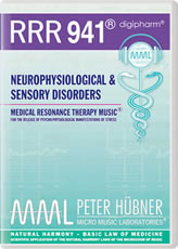 RRR 941 Neurophysiological and Sensory Disorders