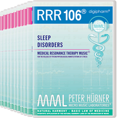 Order the Program: Peter Huebner - Sleep Disorders