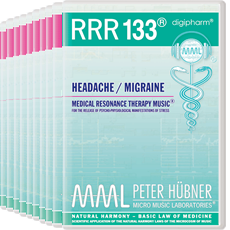 Order the Program: Peter Huebner - Headache / Migraine