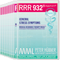 Order the Program: Peter Huebner - General Stress Symptoms