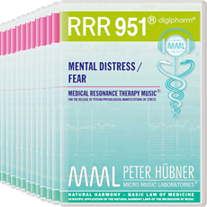 Order the Program: Peter Huebner - Mental Distress / Fear