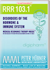 RRR 103-01 Disorders of the Hormone- and Immune System