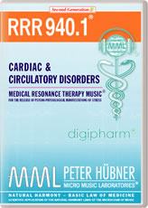 RRR 940-01 Cardiac and Circulatory Disorders