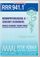 RRR 941-1 Neurophysiological and Sensory Disorders