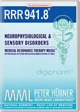 RRR 941-8 Neurophysiological and Sensory Disorders