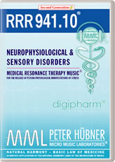 RRR 941-10 Neurophysiological and Sensory Disorders