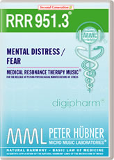 RRR 951-3 Mental Distress / Fear