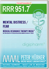 RRR 951-7 Mental Distress / Fear