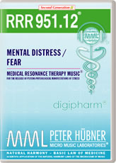 RRR 951-12 Mental Distress / Fear