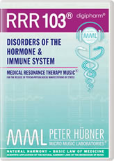 RRR 103 Disorders of the Hormone- and Immune System