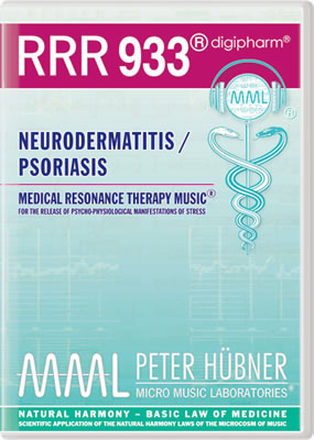 RRR 933 Neurodermatitis / Psoriasis
